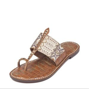 Sam Edelman tribal sandals